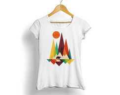 Camiseta Branca Tropicalli 5102