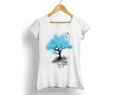 Camiseta Branca Tropicalli 5114
