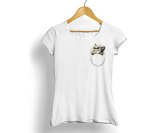 Camiseta Branca Tropicalli 5118