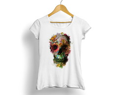 Camiseta Branca Tropicalli 5123