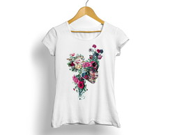 Camiseta Branca Tropicalli 5128