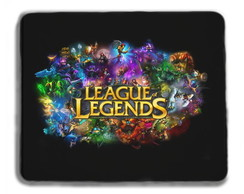 Mouse pad Lol League of Legends 01
