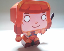 Paper Toy 3D He Man