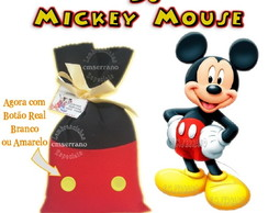 saquinho surpresa Mickey e Minnie