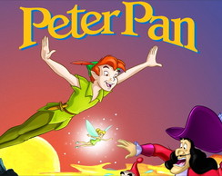 Painel Peter Pan G - Frete Grátis