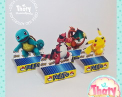 Porta chocolate Duplo Pokémon