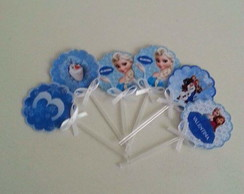 Toppers doces Frozen