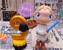 Mini Topinho Luke Skywalker - Star Wars
