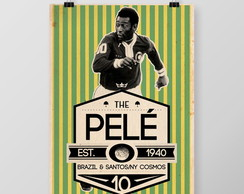 Pôster The Pelé