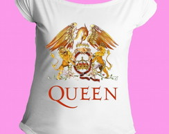 Camiseta Queen gola canoa 02