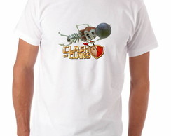Camiseta GeekClash of Clans Destruidor de Muro