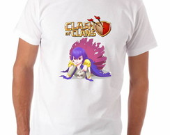 Camisa Clash of Clans - Bruxa
