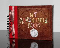 Mini álbum My adventure book
