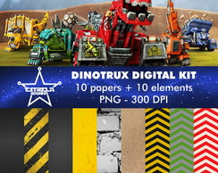 Kit Digital Dinotrux