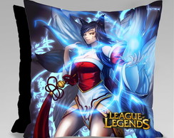 CAPA ALMOFADA LEAGUE OF LEGENDS 2