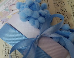 Kit de Fitas Baby Blue