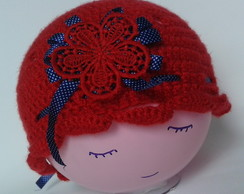 Gorro TuBolinha Spring Strawberry