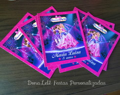 Barbie Pop Star - Adesivos