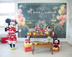 KIT locacao decoracao mesa infantil