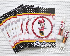 Kit Colorir com estojo - Minnie