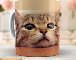 Caneca Gato Cute - Cat 1409