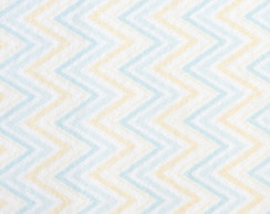 Feltro Color Baby Chevron Am/Az claro 30