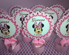 Mini tubete minnie rosa