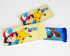 Caixa para chocolate {Pokemon}