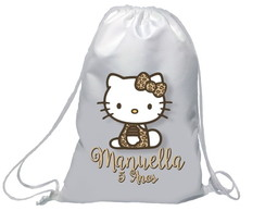 Mochilinha Hello Kitty Fashion