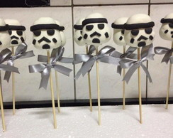 Pop cake Star Wars