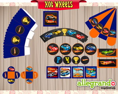 Kit Festa - Hot Wheels