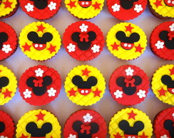 Cupcake Mickey & Minnie