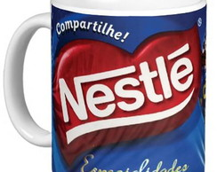 Caneca Chocolate Nestle
