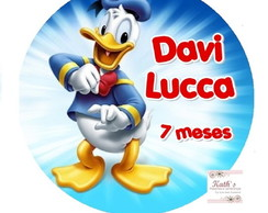 Papel Arroz PATO DONALD