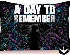 Almofada A Day to Remember banda rock