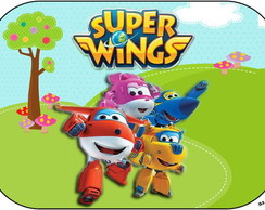Tampa de Marmita Super Wings