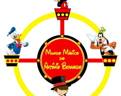 Roda Gigante Circo do Mickey 4
