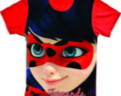 Camiseta lady bug miraculous