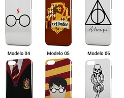 Capa Capinha Celular Harry Potter HP