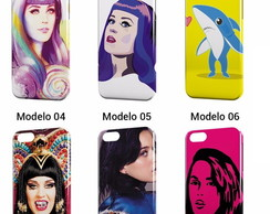 Capa Capinha Katy Perry Lady Gaga Case