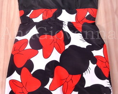 Vestido Adulto Minnie