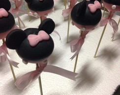 Pop cake Minnie rosa