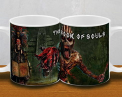 CANECA IRON - THE BOOK OF SOULS 2