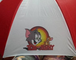Guarda chuva personalizado Tom e Jerry