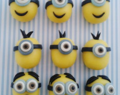 Minions - Doces Modelados
