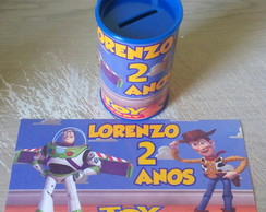 Cofre Personalizado Toy Story!