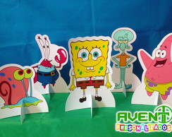 Display de Mesa do Bob Esponja
