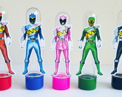 Tubete Power Rangers