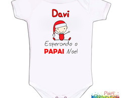 BODY ESPERANDO PAPAI NOEL (BODY0006)