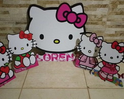 KIT DISPLAY MESA HELLO KITTY